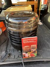 NEW Ronco Electric 7-tray Food Dehydrator Model 1888