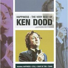 KEN DODD HAPPINESS THE VERY BEST OF CD (2001)