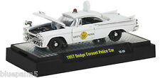 M2 Machines 1/64 1957 Dodge Coronet Police Car NEW clamshell packing
