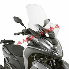 CUPOLINO SPOILER  GIVI  YAMAHA TRICITY 125 2014 - 2017  GIVI 2120DT + D2120KIT