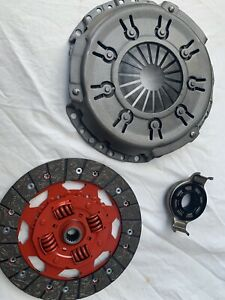ESCORT/FIESTA RS TURBO UPRATED COMPLETE 3 Piece  CLUTCH KIT 220mm