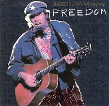 NEIL YOUNG : FREEDOM / CD - NEU