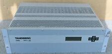 Tandberg tt4030 MPEG2 DVB Transport Stream descodificador ts-input 11803238