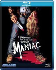 Maniac [New Blu-ray] Digital Theater System, Subtitled