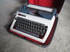 Antique machine to write Daro ERIKA made in GDR Model 42 old typewritter