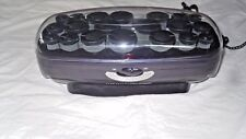 Conair Infinito Pro Hot Rollers Curlers Ceramic Flocked CHV27R Prom Pagaent