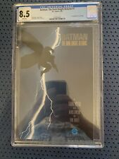 Batman: The Dark Knight Returns #1 CGC 8.5 1986