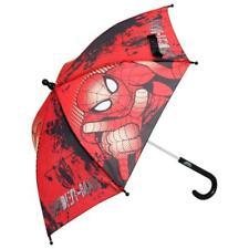 Pour Enfants Spiderman Marvel Personnages PLASTIQUE Parapluie