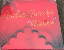 RADIO TARIFA - Fiebre - CD SEALED BRAND NEW    *wes
