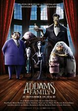 THE   ADDAMS   FAMILY    film    poster.