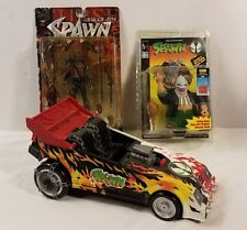 CURSE OF SPAWN HATCHET McFarlane Toys FIGUREs - Overtkill, SPAWN MOBILE & Clown