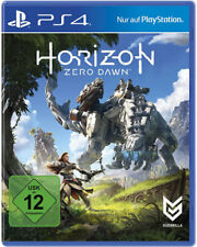 Horizon: Zero Dawn (Sony PlayStation 4, 2017)