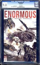 ENORMOUS #3 VOLUME 1  REGULAR COVER CGC 9.8 WHITE PAGES  SALE!