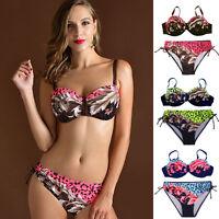 Sexy Ladies Bikini Swimwear Swimsuit Beach Dress UK Size 10 12 14 16 18  #70051