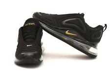 Nike air max 720 Nero Black Gold Tg 41-42-44