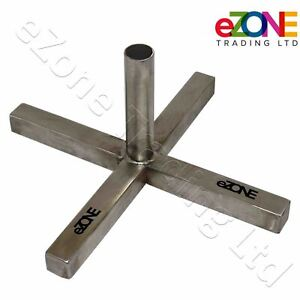 Doner Kebab Skewer Stand Stainless Steel for Shish Shawarma Spit fits Archway