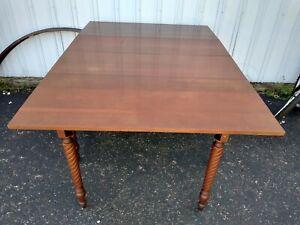 Antique Drop Leaf Table For Sale Ebay