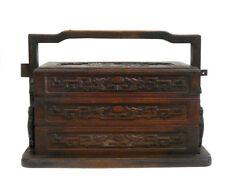 Wooden Original Antique Asian Boxes