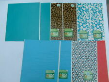 """LOT of 10--Duck Tape Sheets different designs & Colors 8.25"""" X 10"""""""