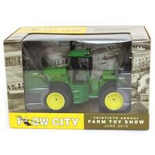 1/32 JOHN DEERE LIMITED EDITION PLOW CITY 8760 4WD 4TH IN A SERIES ZFN16196A