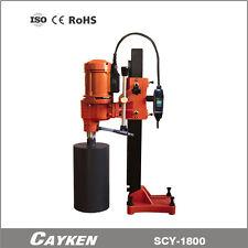 """CAYKEN 7"""" Concrete Core Drill Diamond Core Drill Hammer Drill SCY-1800"""