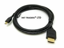 5 METER PANASONIC LUMIX DMC-TZ70 DIGITAL CAMERA MICRO HDMI CABLE FOR 3D 4K TV