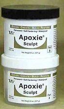 APOXIE SCULPT - Red Color 1 pound