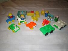 Fisher Price Little People Play Family Nursery Rider toys preschool baby infant