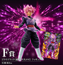 Dragon Ball Z Ichiban Kuji Dokkan Battle Goku Black Rose PVC Figure New 25cm