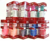 Dnd Daisy Duo Uv Gel Uv Nail Polish Any 5 Colors Of Your Choice Usa Made Ebay