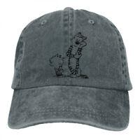 Tiger Calvin And Hobbes Adjustable Cap Snapback Baseball Hat