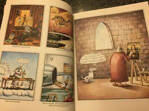 The Far Side Gallery 4 & A Far side Books x 2  By Gary Larson