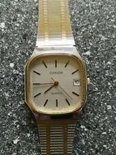 Cimier Quartz Uhr Swiss Made HAU - Armbanduhr - Herrenuhr