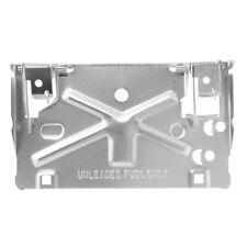1x Pilot Automotive US Standard License Plate Mounting Bracket Roll Pan Flip Kit