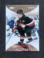 1996-97 DONRUSS CANADIAN ICE WADE REDDEN ROOKIE PRESS PROOFS RED #ed /750