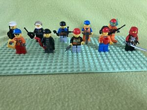 Lego City Figuren
