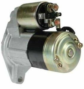 Starter Motor WAI 17879N fits 03-06 Jeep Wrangler 4.0L-L6