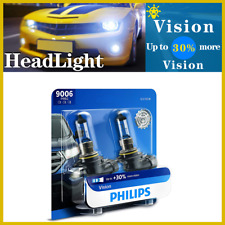 9006PRB2 Philips 2PCS Headlight Lights Bulbs Low Beam For 07-11 Acura CSX