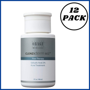 Obagi Medical CLENZIderm M.D. Pore Therapy Acne Treatment, 5 oz - Pack of 12