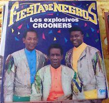 """""""Latin, Cuba, Puerto Rico"""" """"Los Explosivos Crooners"""" """"Fiesta De Negros"""" """"SEALED"""""""