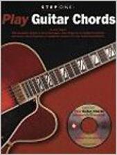 Play Guitar Chords (Step One), New, Vogler, Len Book