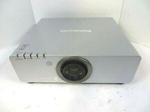 Panasonic DLP Projector PT-DW640US WXGA Large Venue Projector (Runtime: 4Hrs)