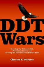 DDT WARS - WURSTER, CHARLES F. - NEW HARDCOVER BOOK