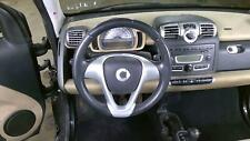 08-16 Smart ForTwo Steering Column with Wheel/Bag/Key/Switches