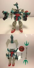 MSIA Gundam ALTRON Gold 100% Complete Bandai Shenlong Upgrade Figure Lot