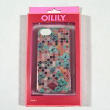 Fundas y carcasas Para iPhone 5 de plástico de color principal multicolor para teléfonos móviles y PDAs