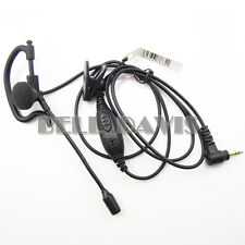 Ear Headset 4-052MT with PTT FOR Motorola Talkabout