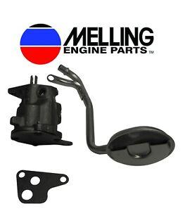 Engine Oil Pump HIGH VOLUME MELLING M167HVS fits 87-01 Jeep Cherokee 4.0 242
