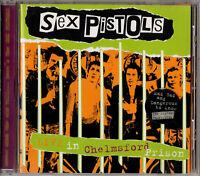 SEX PISTOLS live in chelmsford prison 1976 CD 2000 Sanctuary ESMCD 923