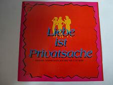 CD OST Soundtrack Liebe ist Privatsache T.Rex Labi Siffre Nine Below Zero Andrea